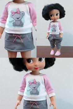 Disney Animators doll clothes.