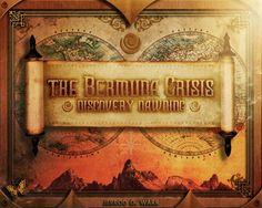 The Bermuda Crisis. Board game design