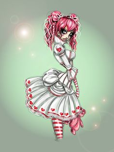 Emilie Autumn by ~NoFlutter on deviantART