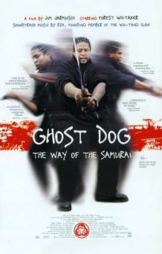 Ghost Dog: The Way of the Samurai, Jim Jarmusch