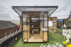 "The ""Minima Moralia"" Provides Affordable, Customizable Studio Space"