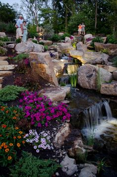 Outdoor Living Space Tour by Tussey Landscaping