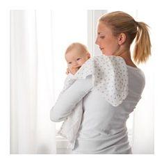 IKEA - HIMMELSK, Gasa, , Tiene un tacto suave y agradable para el bebé.Fácil de lavar en la lavadora.