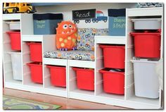 Simple Playroom Ideas for Kids (18)