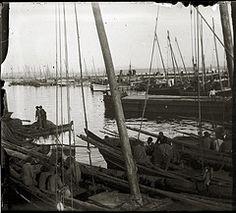 SANTANDER (Liborio C. Porset (ARCHIVO RAGEL)) Tags: puerto mar antigua 1900 fotografia archivo santander ragel liborio porset