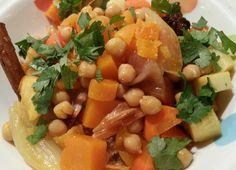 Ultieme wintercouscous met geroosterde pompoen, pastinaak en wortel   Vegetarisch eten is een feest!