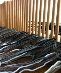 Higham Hall Peg Loom Weaving Course