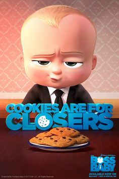 Suit up for the funniest adventure of the year! #THEBOSSBABY
