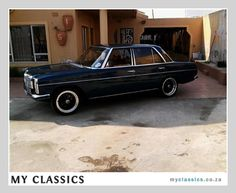 1976 MERCEDES-BENZ 230.4  classic car