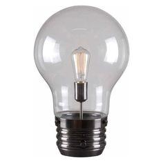 Kenroy Home Edison Table Lamp - 32462AB