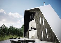 tokyo-based design practice 'bakoko' has released the renderings of their 'echigo-tsumari art house' in rural niigata, japan.   the structure acts as a residency, studio space and gallery for the international artists exhibiting in the echigo-tsumari art triennial.