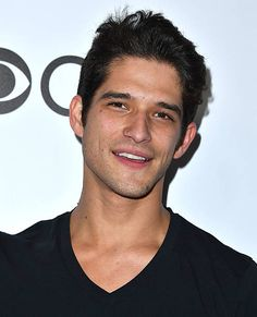 Tyler Posey poses at the People's Choice Awards 2017 at Microsoft Theater on January 18 2017 in Los Angeles California