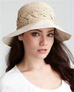 Helen Kaminski Sage Raffia Fine Braid Sun Hat