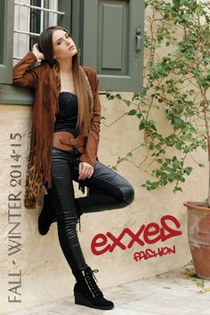 #exxes #fashion #lookbook #catalogue #winter