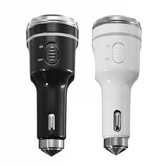 Four In One Car Charger Car Intelligent Shaver Emergency Hammer