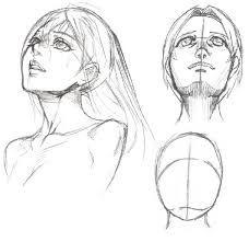 Resultado de imagen para proporciones del rostros