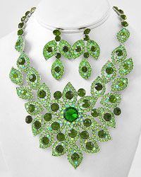 362215 - NECKLACE & EARRING SET