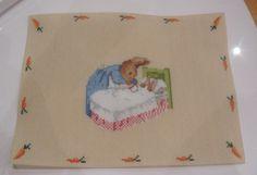 Beatrix potter  bedroom mat
