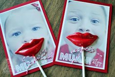 Muah! FREE Valentine Printables For You!