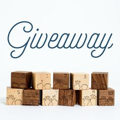 What's better than a sale? Winning! We are hosting another holiday giveaway! Today's gift is our Counting Numbers Natural Wood Blocks Set. This classic educational kids toy is eco-friendly and perfect for pre-K learning. Entering to win is simple:  1) Make sure you are following @manzanitakids; 2) Like this photo;  3) Tag a friend in comments! Each tag counts as an entry.  We'll announce the winner later this week. Good luck!  #giveaway