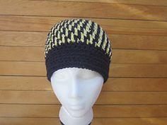 Ravelry: Phoenix Spiral Hat pattern by TheCrochetZombie
