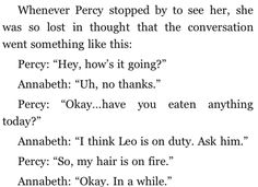 Poor percy, he missed annabeth even though she was there >.