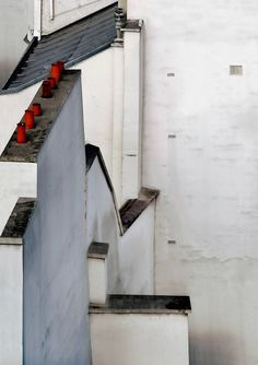 Paris Roof Tops by Michael Wolf | iGNANT.de