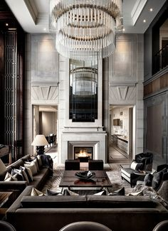 An Ultra-Luxurious $50 Million Canadian Home That's Anything But Rustic Photos | Architectural Digest