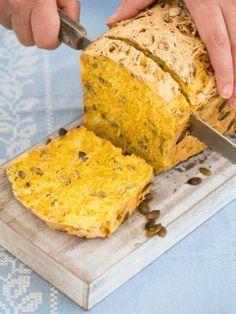Chleb dyniowy #recipe #panitereska
