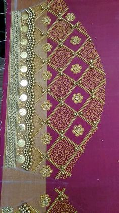Cutwork Blouse Designs, Best Blouse Designs, Simple Blouse Designs, Bridal Blouse Designs, Blouse Neck Designs, Sleeve Designs, Hand Embroidery Design Patterns, Designer Blouse Patterns, Aari Embroidery