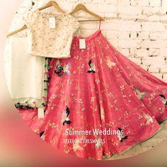 Indian Pakistani Bollywood Ethinic Party Wear Designer New Choli Wedding Lehenga Pakistani Dresses, Indian Dresses, Indian Outfits, Indian Attire, Indian Wear, Lehenga Designs, Indian Couture, Textiles, Lehenga Choli