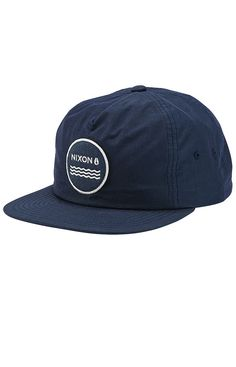 54f400f9e25de Waves Snapback - Navy