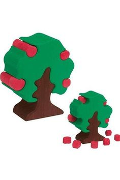 Gluckskafer - Apple Tree Puzzle