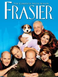 "Frasier "" but I don't know what to do with those tossed salad and scrambled eggs... they're callin' again!"""