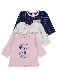 Baby Looney Tunes 3 Pack Tops, read reviews and buy online at George at ASDA. Shop from our latest range in Baby. Up the cute factor in your little ones ward...