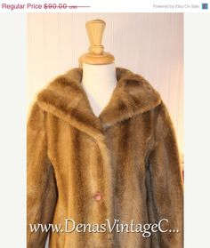 Fall Savings Sale Vintage 60's Blonde by DenasVintageCloset