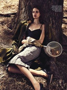 the sweetest thing: cassi van den dungen by will davidson for vogue australia april 2013 | visual optimism; fashion editorials, shows, campaigns & more!