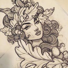 Teniele Sadd Teniele Ashleigh Lady satyr for Da...Instagram photo | Websta (Webstagram)