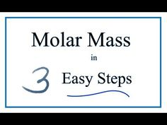 Finding molar mass (also called molecular weight, molecular mass, and gram formula mass) is an essential skill in chemistry, especially for mole to gram conv. High School Chemistry, Chemistry Teacher, Molar Mass, Chemistry Worksheets, Chemical Equation, Physical Science, Teaching Science