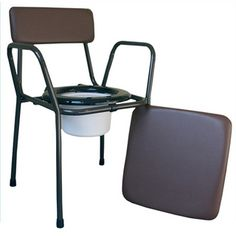 The Stacking Commode is a convenient Toileting Solution available form £39.99 only at CareCo!