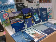 Finland by its covers - tervetuloa vaihto-opiskelijat!