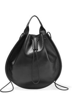 Jil SanderLeather backpack
