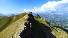 Paysage du jour / Landscape of the day - Étape 16 (Bourg-de-Péage > Gap) - Tour de France 2015 #TDF2015 #RVenFrance