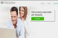 Entfernen Webbelse deals and ads