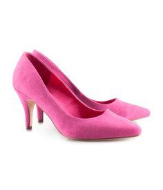 Pink pumps! H & M US