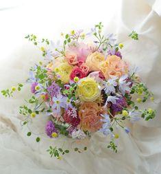 4シェアブーケ 東郷記念館様へ 「本日、結婚式が」という魔法について