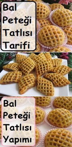 Bal Peteği Tatlısı Tarifi Honeycomb Dessert Rezept # Honeycomb # Honeycomb # Dessert # Dessert The post Waben-Dessert-Rezept appeared first on Pin makeup. Honeycomb Recipe, Pretzel Desserts, Recipe 21, Recipe Search, Food Design, Food Blogs, Pasta Recipes, Food Dishes, Kitchens
