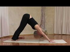 Yoga for Headcold -- I have a cold and did this.  I feel draining already!