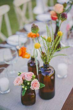 A Creative Eye On Centrepieces | Lavish Blog | Boutique Wedding Planning & Styling