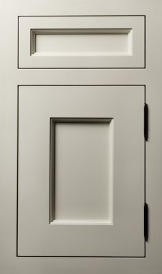 """Provence 1"""" Thick Plain & Fancy Cabinetry"""